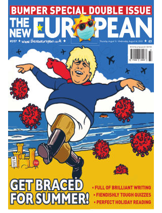 The New European Issue 207 - 13/08/20