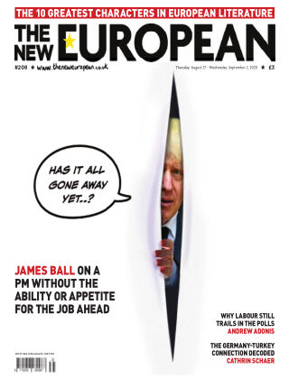 The New European Issue 208 - 27/08/20