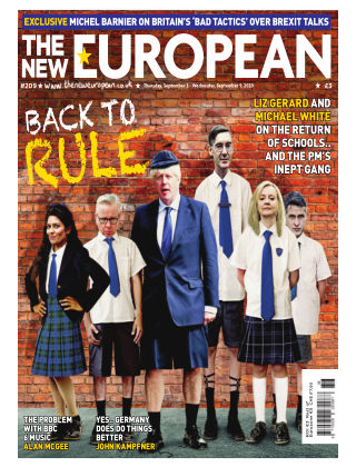 The New European Issue 209 - 03/09/20