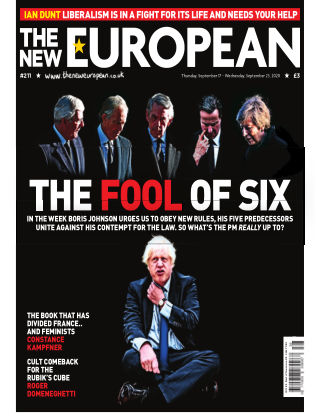 The New European Issue 211 - 17/09/20