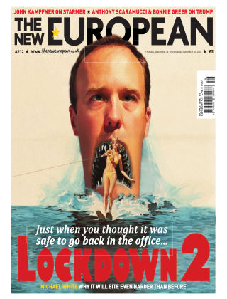 The New European Issue 212 - 24/09/20