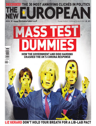 The New European Issue 214 - 08/10/20