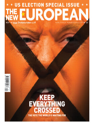 The New European Issue 217 - 29/10/20