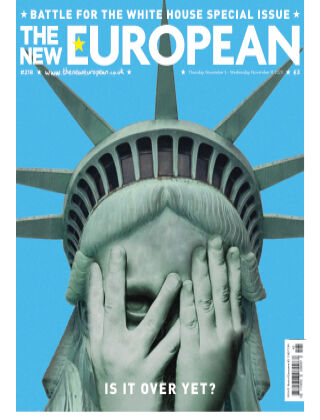 The New European Issue 218 - 05/11/20