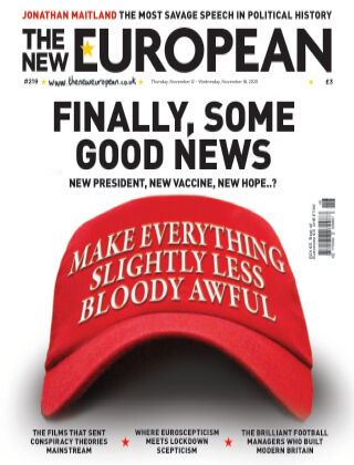 The New European Issue 219 - 12/11/20