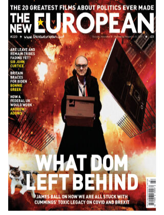 The New European Issue 220 - 19/11/20