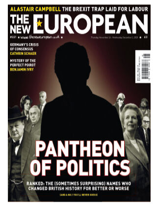 The New European Issue 221 - 26/11/20