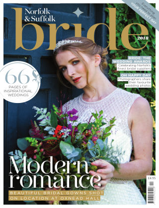 Bride Magazine Norfolk Bride 2018