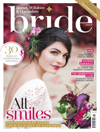 Bride Magazine Dorset Bride 2018