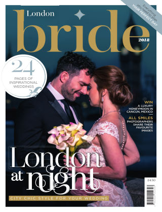 Bride Magazine London Bride 2018