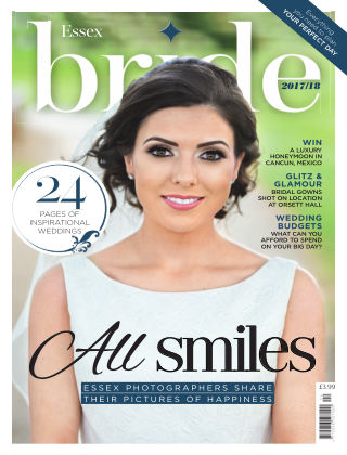 Bride Magazine Essex Bride 2018