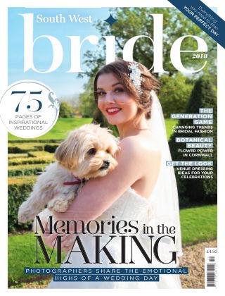 Bride Magazine SW Bride 2018