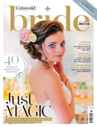 Bride Magazine Cotswold Bride 2018