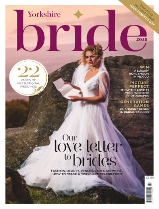 Bride Magazine Yorkshire Bride 2018