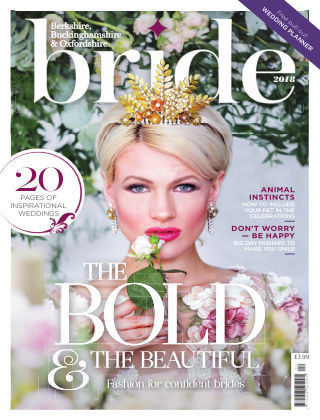 Bride Magazine Berkshire Bride 2018