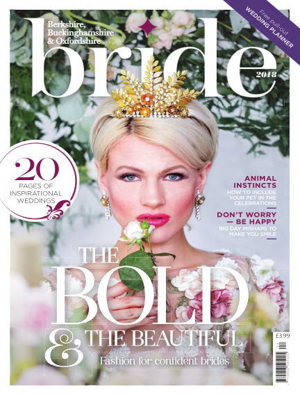 Bride Magazine March 09, 2018 00:00