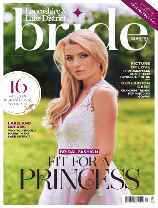 Bride Magazine Lancs Bride 2018