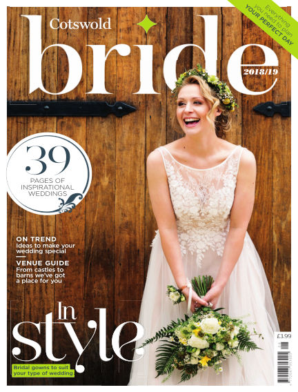 Bride Magazine September 01, 2018 00:00
