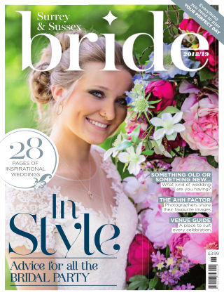 Bride Magazine Surrey Bride 2019