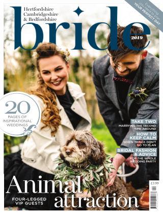 Bride Magazine Herts Bride 2019