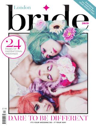 Bride Magazine London Bride 2019