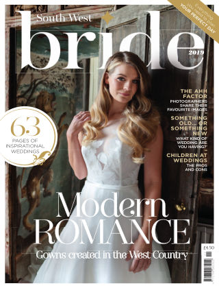 Bride Magazine SouthWest Bride 2019