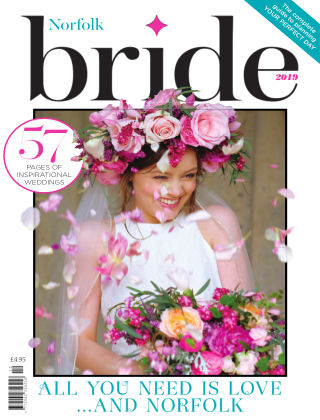 Bride Magazine Norfolk Bride 2019
