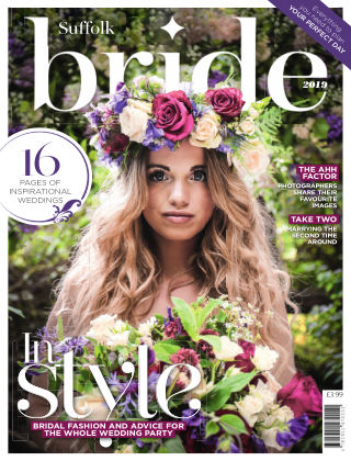 Bride Magazine Suffolk Bride 2019