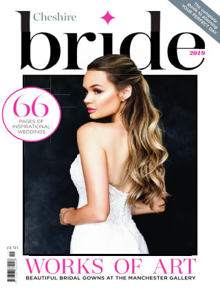 Bride Magazine Cheshire Bride