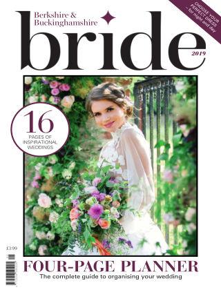 Bride Magazine Berkshire Bride 2019