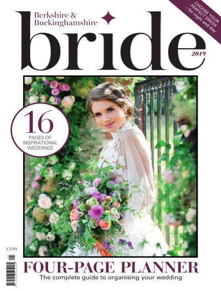 Bride Magazine March 29, 2019 00:00