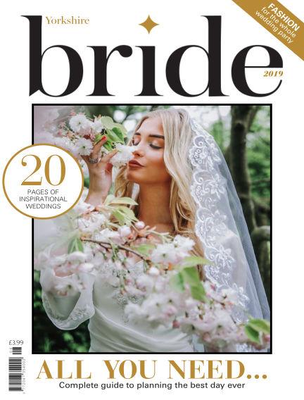 Bride Magazine April 04, 2019 00:00