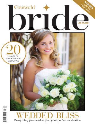 Bride Magazine Cotswold Bride 2020