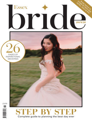 Bride Magazine Essex Bride 2020