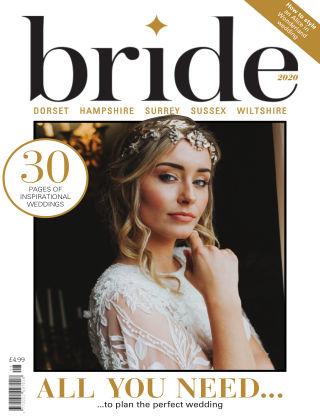Bride Magazine Dorset Bride 2020