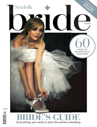 Bride Magazine Norfolk Bride 2020