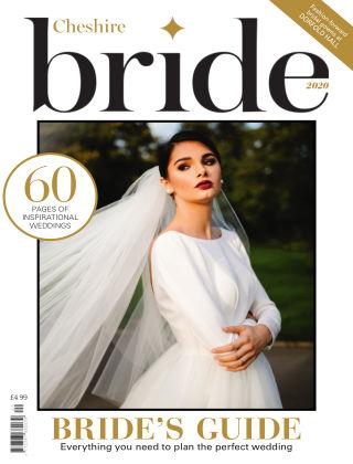 Bride Magazine Cheshire Bride 2020