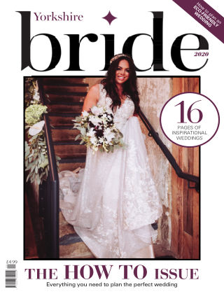 Bride Magazine Yorkshire Bride 2020