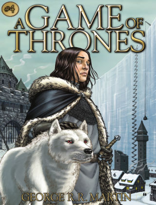 A Game of Thrones – the graphic novel 2014-05-23