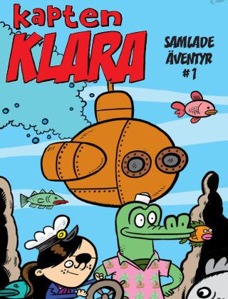 Kapten Klara (Inga nya utgåvor) 2014-12-05
