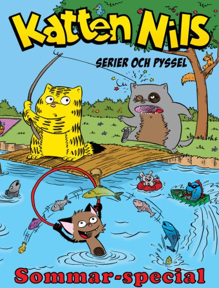 Katten Nils (Inga nya utgåvor) June 30, 2015 00:00