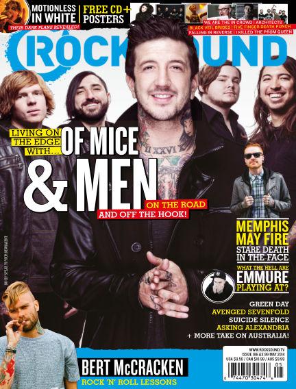 Rock Sound March 26, 2014 00:00