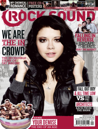 Rock Sound April 2014