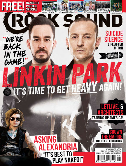 Rock Sound June 19, 2014 00:00