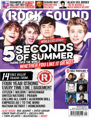 Rock Sound Summer 2014