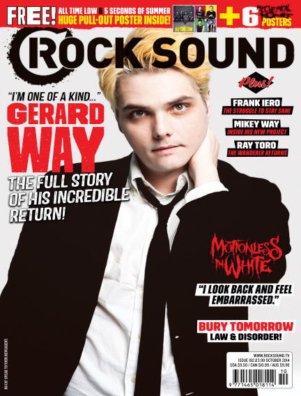 Rock Sound September 05, 2014 00:00