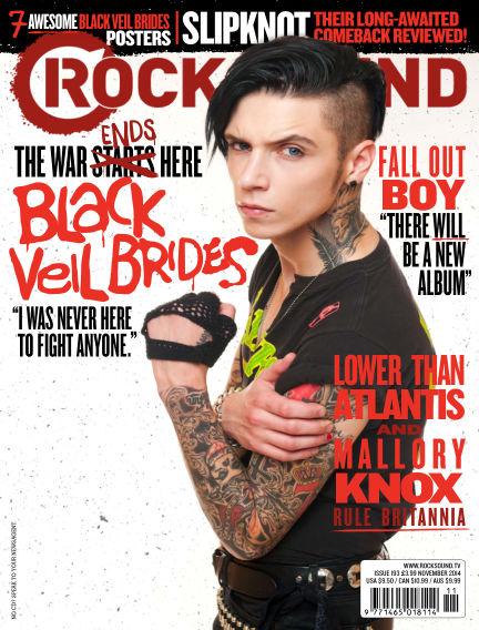 Rock Sound October 08, 2014 00:00