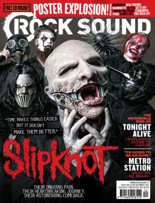 Rock Sound December 2014