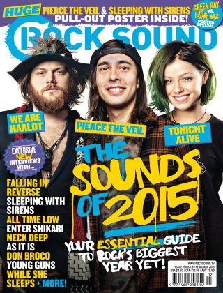 Rock Sound February 2015