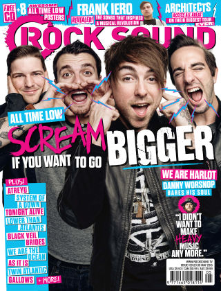 Rock Sound May 2015